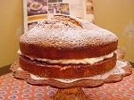 ビクトリアサンドウィッチケーキ1